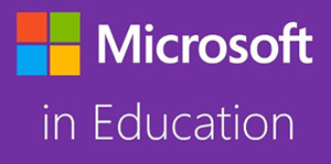 2018 19 microsoft education logo